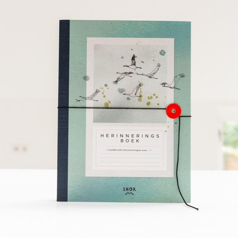 LICHTPUNTJES herinneringsboek